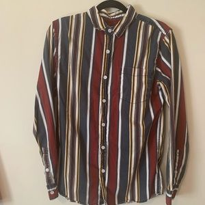 RARE PacSun Striped Shirt!